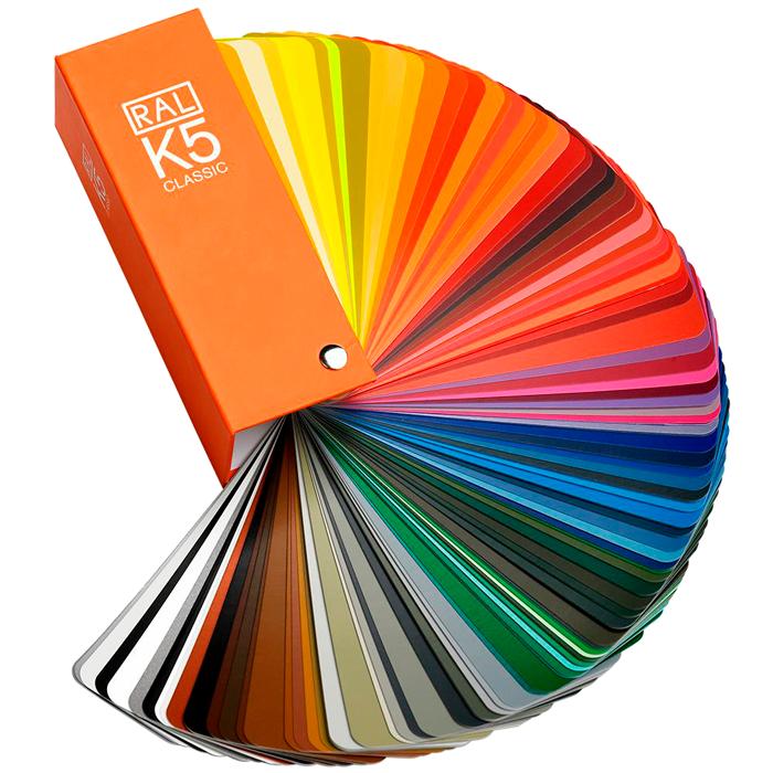 ALLTON-Muselounger-RAL-Farbfächer